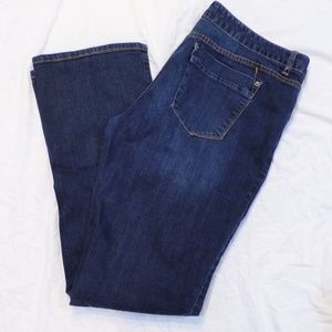 Mossimo LONG Curvy Bootcut Jeans
